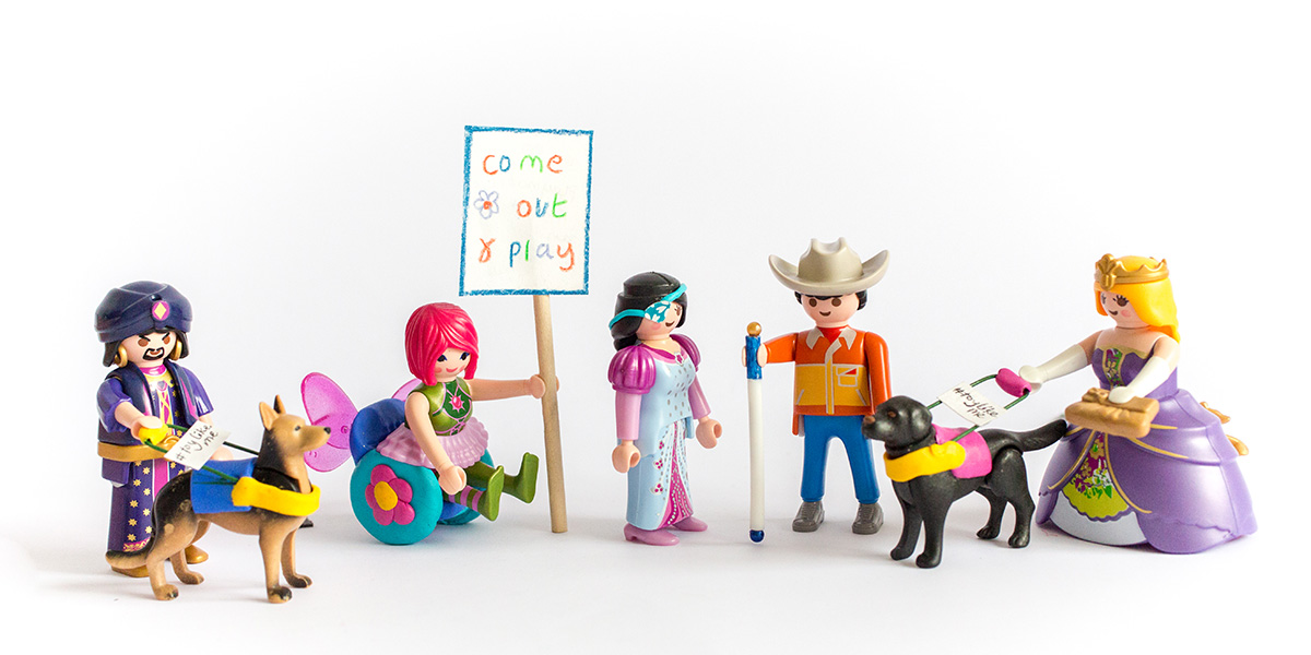 Playmobil Backs #ToyLikeMe Campaign With Upcoming Line of ...